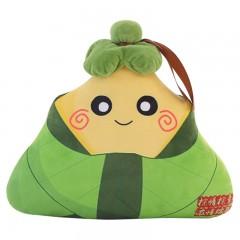 创意端午节礼品可爱大号粽子抱枕靠垫毛绒玩具公仔六一儿童节礼物