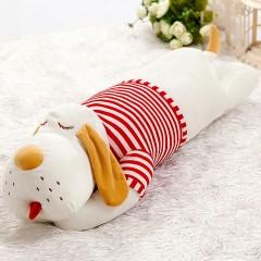 趴趴狗公仔毛绒玩具可爱玩偶睡觉陪你睡抱枕长条枕女孩布娃娃礼物