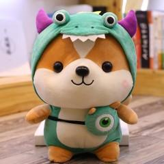毛绒玩具松鼠公仔可定制玩偶恐龙仓鼠老鼠娃娃鼠年吉祥物抓机娃娃