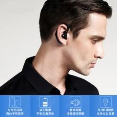外贸新款 立体声商务蓝牙4.1挂式音乐无线蓝牙耳机通用型