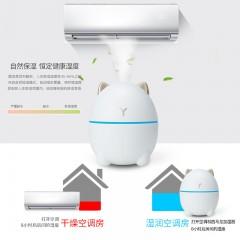 西马龙加湿器迷你usb小型静音喷雾学生创意办公室便携宿舍桌面