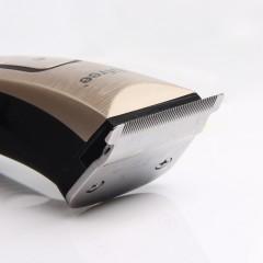 复古油头电动式电推剪渐变刻痕成人专业美发充电式理发剪理发器