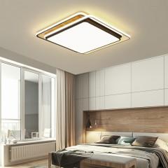 新款客厅灯长方形现代简约led吸顶灯北欧家用大气卧室灯餐厅灯具