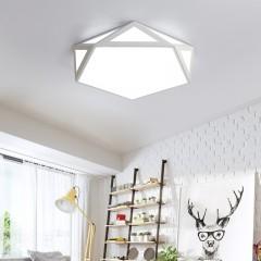 北欧个性吸顶灯led客厅灯主卧室灯简约现代艺术房间书房阳台灯具