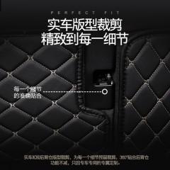 沃尔沃XC60S60L全包围尾箱垫专车专用汽车后备箱垫